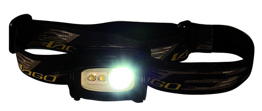 Lampe : Boxer 850 - 1 led de puissance et 2 leds 5 mm