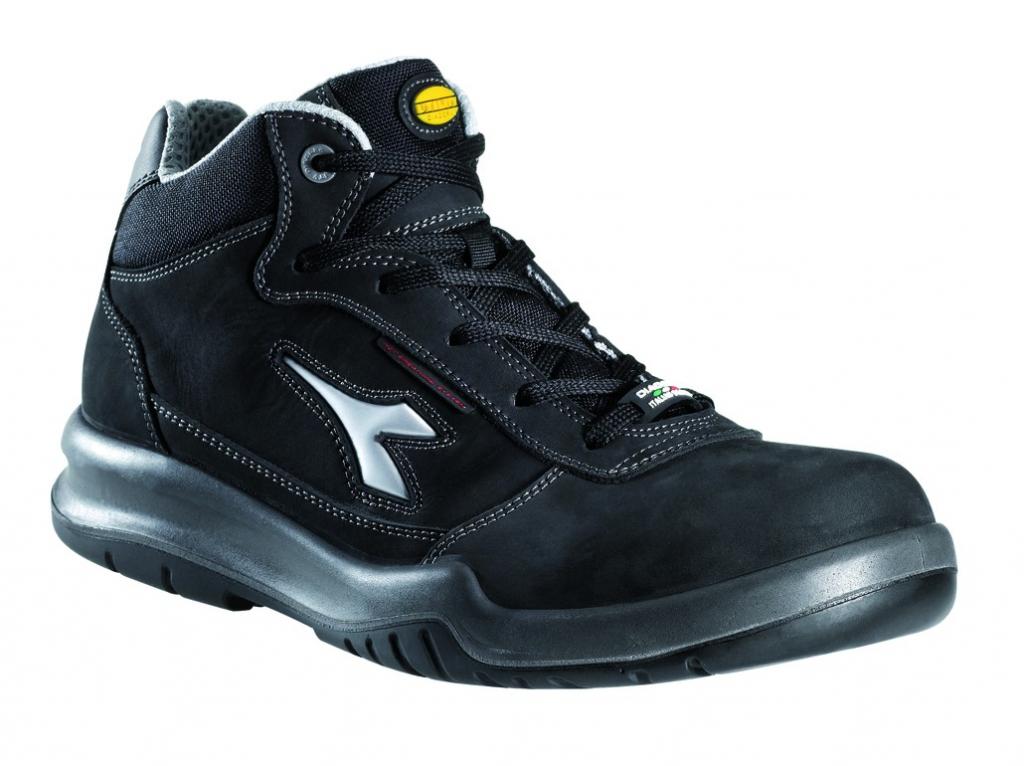 Chaussures hommes S3 : Chaussures hautes HI-comfort - S3/FO/SRC/WRU/E/A