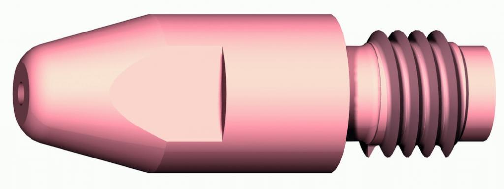 Torche de soudage Mig : Tube contact M8 x 30