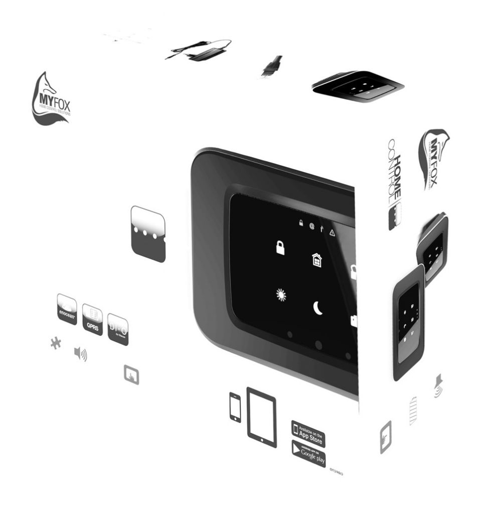 PACK MYFOX HOME CONTROLE PRO