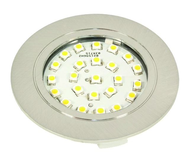 Luminaire led : Crux-in - blanc froid - 220 V