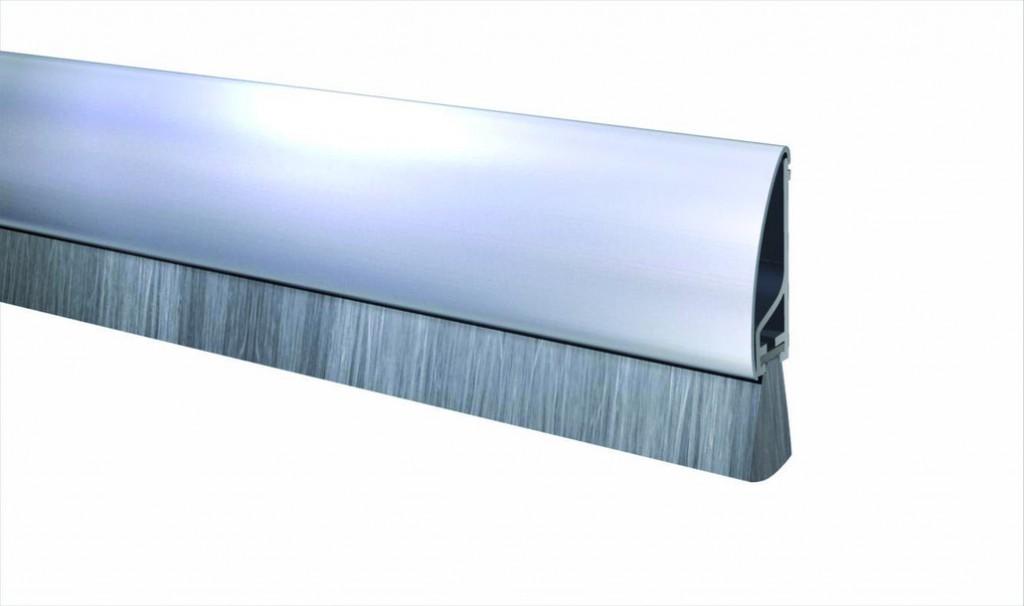 Isolation : Inox à brosse - BDP 3 B RVS