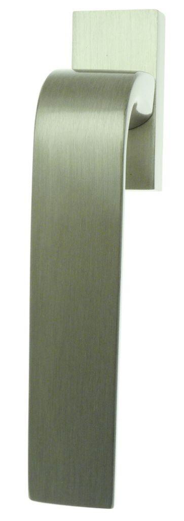 Garniture laiton : Poignée de fenêtre 64 x 32 mm