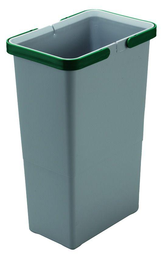 Agencement de cuisine : Bac poubelle seule plastique