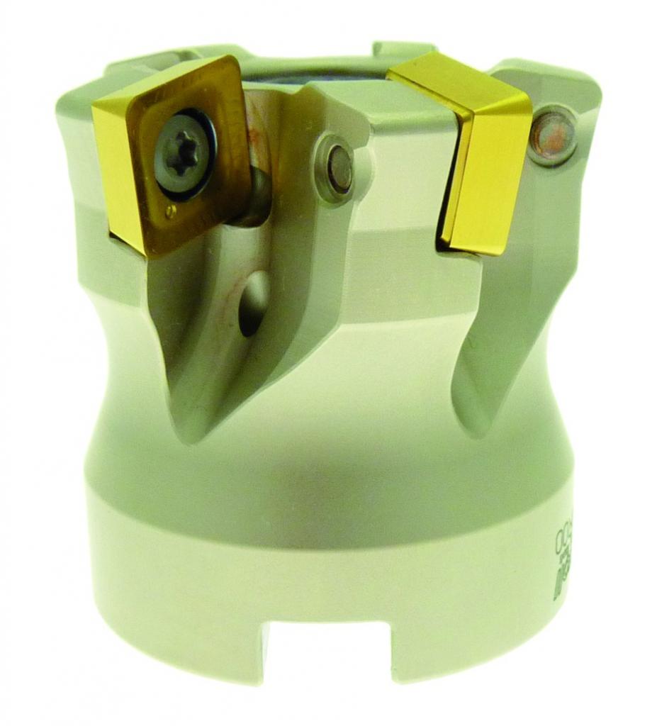 Fraisage : Fraise grande avance pour plaquette SDMS et SDES
