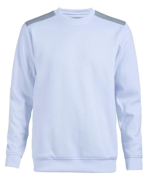 Vêtement de travail : Sweat-shirt avec renforts