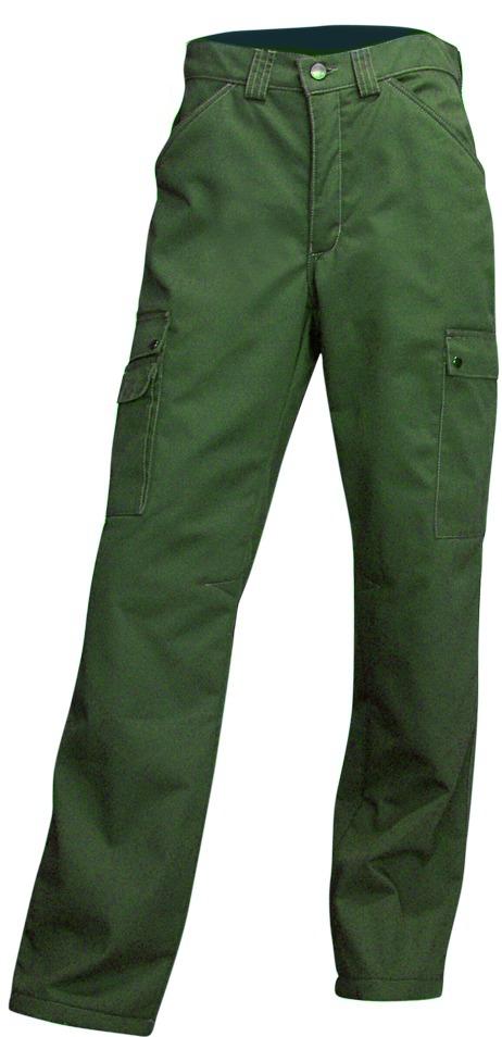 Vêtement de travail : Pantalon doublé polaire Ours