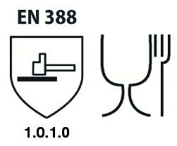 GANT MENAGE LATEX ROSE FLOQUE T 8,5