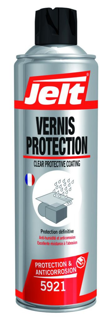 Peinture et anti-rouille : Vernis protection - 5921