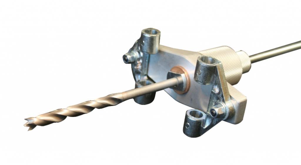 Défonceuse : Mèche seule HSS pour dispositif à percer et mortaiser DPM 100/50