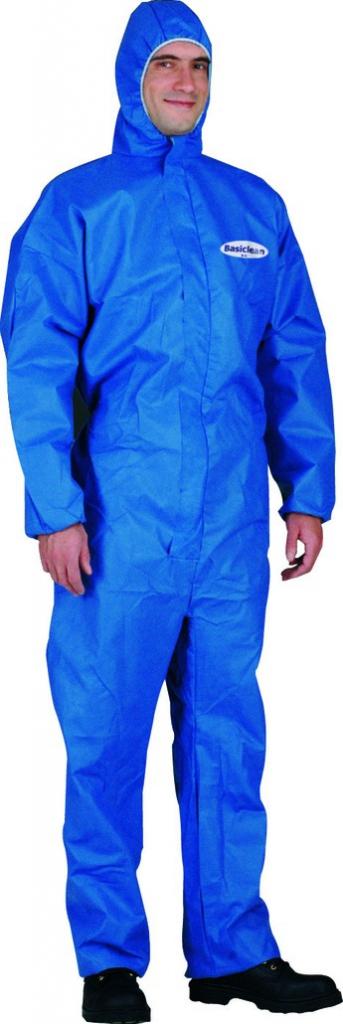 Vêtement à usage court : Combinaison à capuche Basiclean®