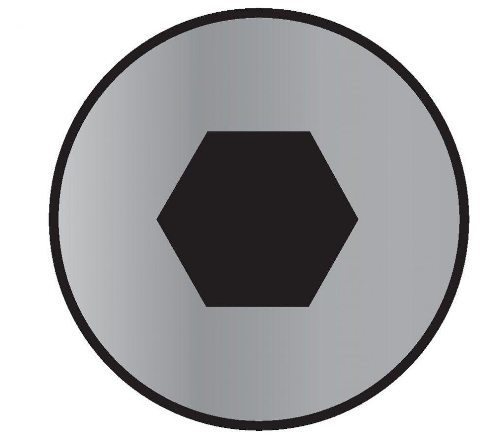 Visserie métrique inox : Inox A2 - DIN 912