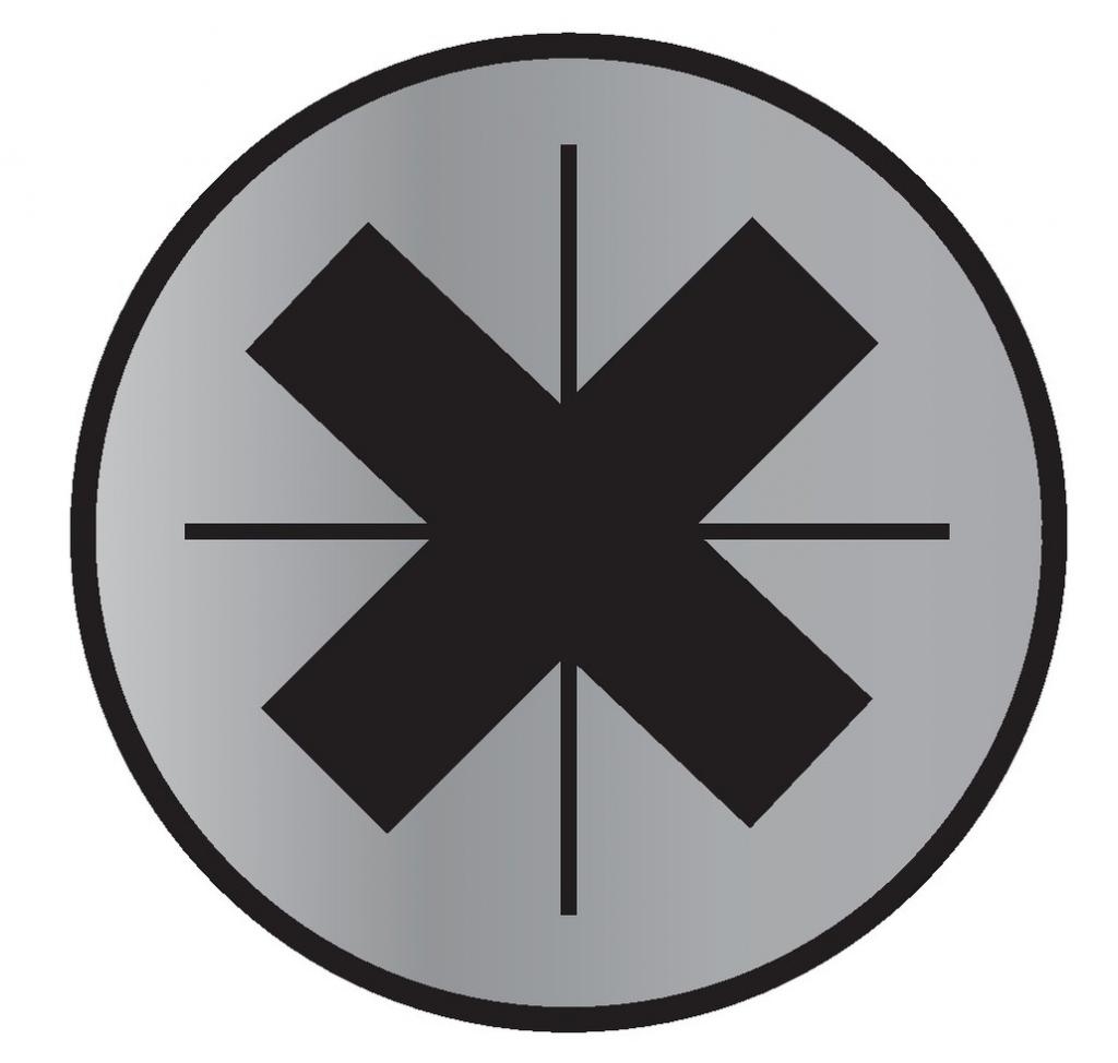Vis à tôle et autoperceuse inox : Coffret 1110 vis autoperceuse tête fraisée empreinte pozidriv inox A2 - DIN 7504O