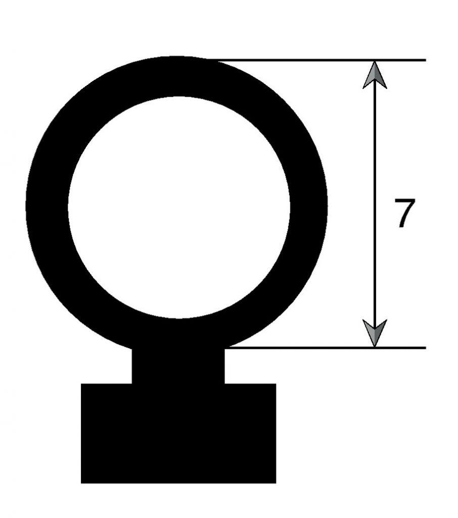 JOINT DUAL TN7 TUBULAIRE D.7 LE M