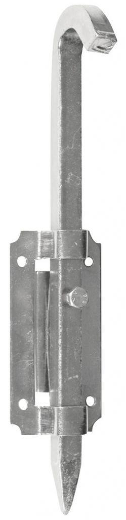 Verrou : Pêne carré de 12 mm