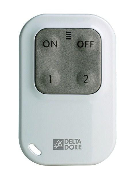 Solution domotique : Télécommande pour alarme TYXAL+ - TL 2000