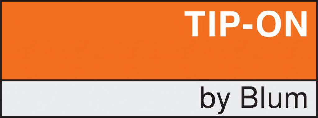 Coulisse invisible pour tiroir bois : Sortie totale MOVENTO TIP-ON intégré