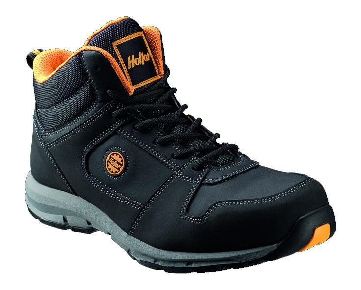 Chaussures hommes S3 : Chaussures hautes Brave - S3 SRC HRO