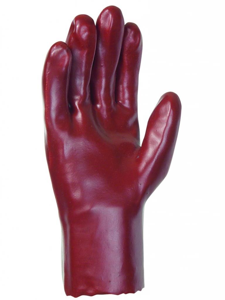 Gants PVC : Gant trempé supporté PVC