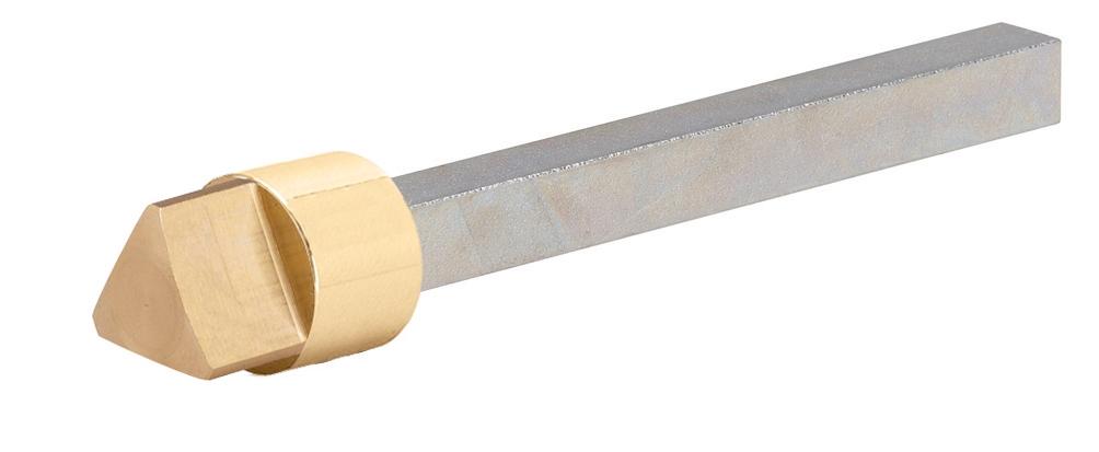 Batteuse : Triangle laiton