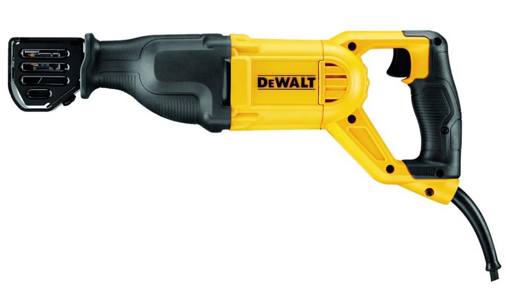 Scie sabre : DWE 305 PK - 1100 Watts