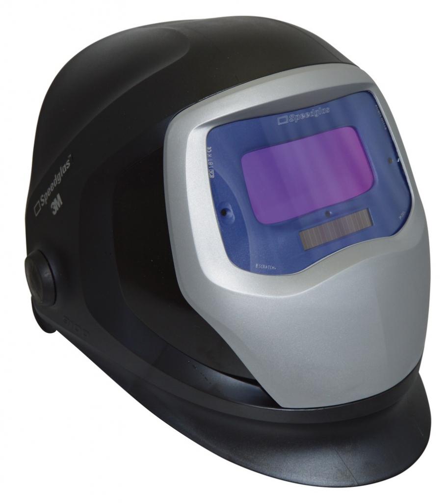 Masque à cristaux liquides : Masque Speedglas 9100 V