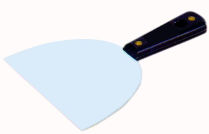 """Couteau de peintre : Type """"américain"""" - manche polypropylène"""