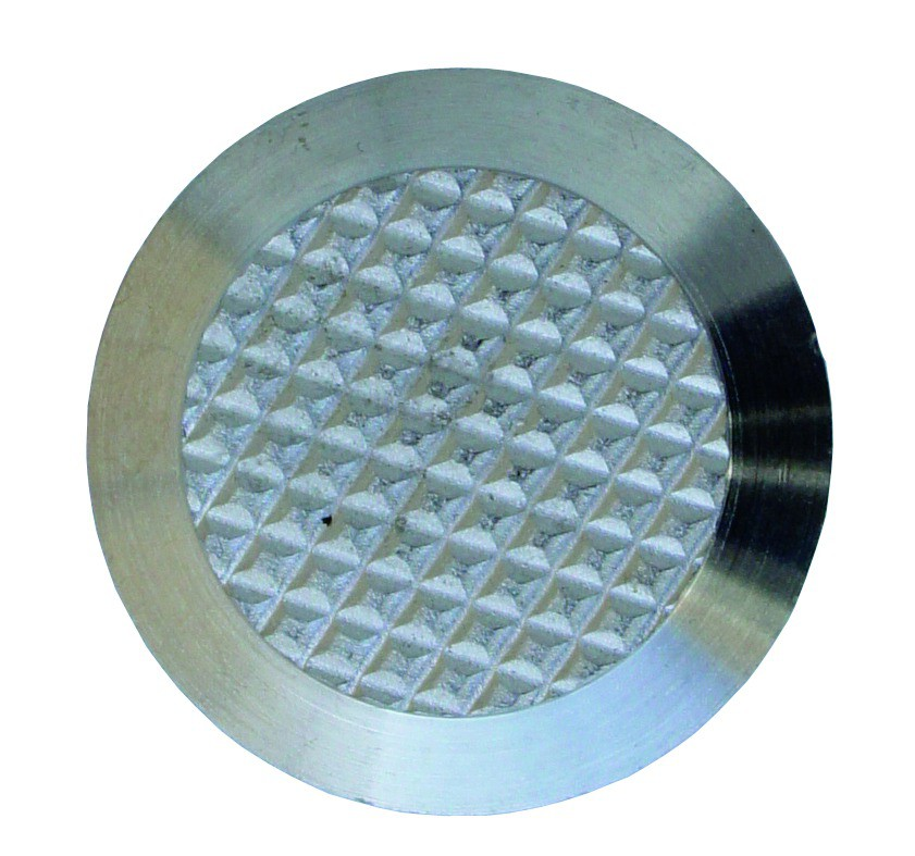 CLOU PODOTACTILE INOX 316 RELIEF