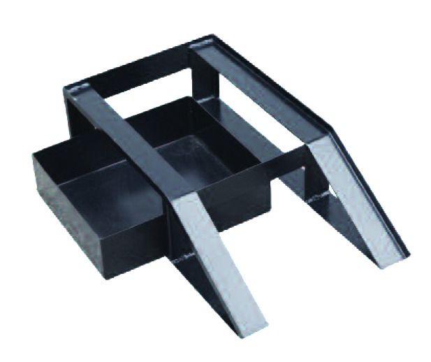Aérogommeuse : Kit de vidange abrasifs - Bacramp