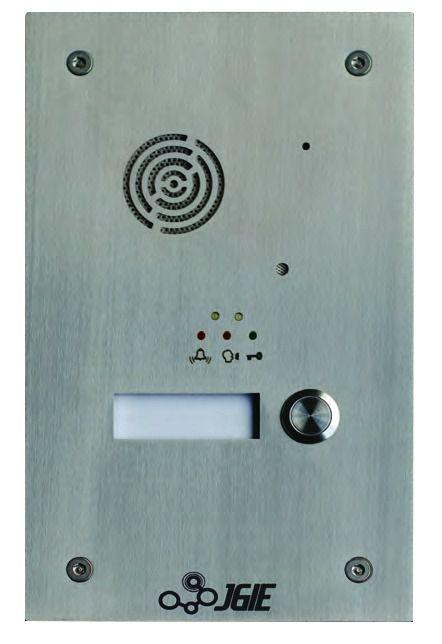 Portier GSM : Vidéophone GSM - GIM 3001