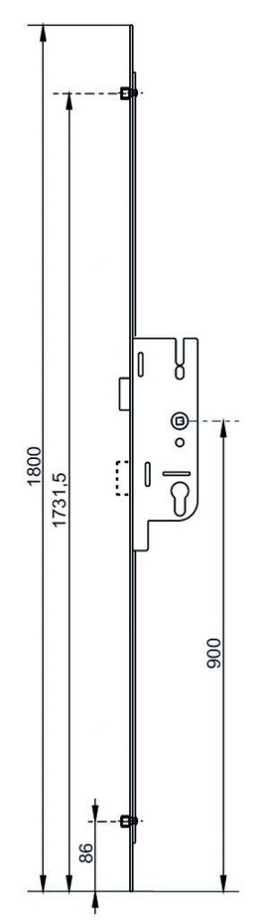 GU EUROPA 40/70 R2 T18 C7 L1800R