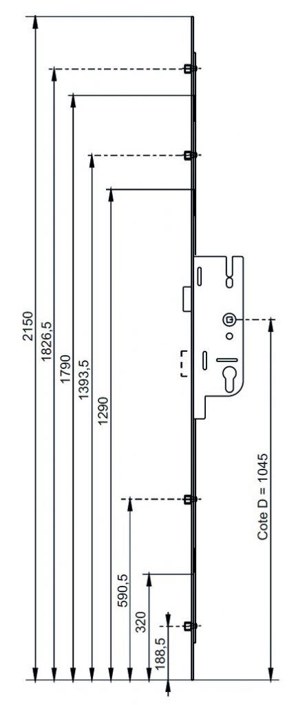GU EUROPA 35/70 R4 T16 C7 L2150