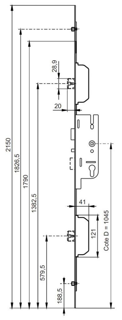 CREMONE FERCOMATIC 6-33174-01-0-1