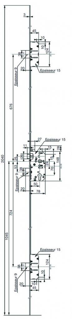 COF.LARDER 3P.A50 2M04/18 5000 T204