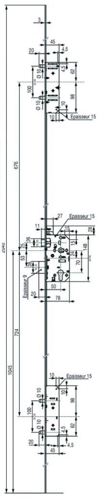 COF.LARDER 5P.A50 2M04/18 5900 T204