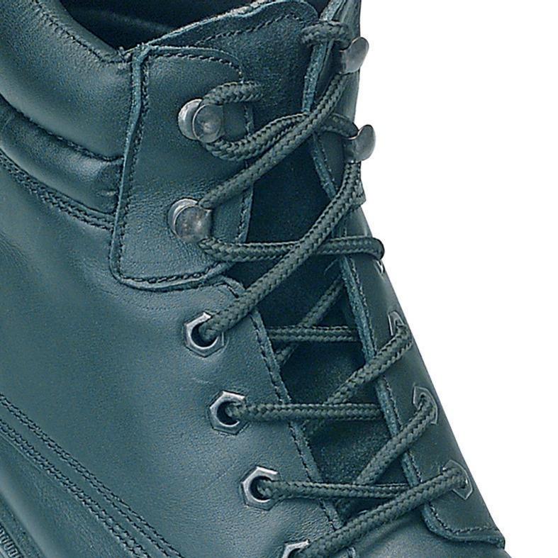 Accessoires : Paire de lacets ronds noirs 130 cm