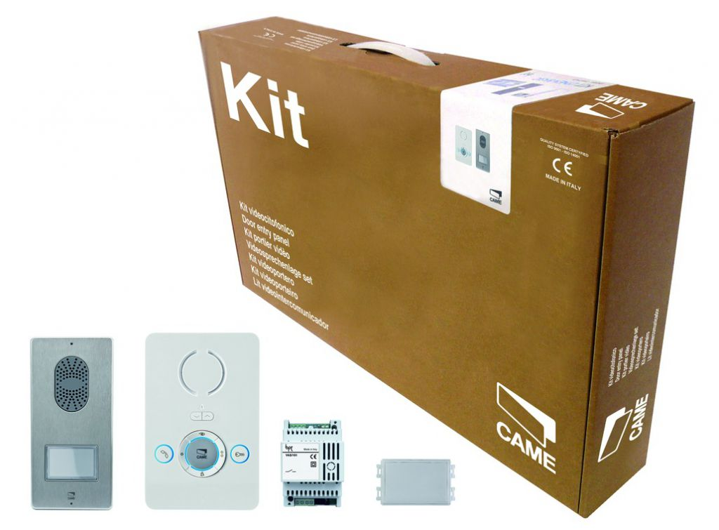 Interphone filaire : Kit Bianca