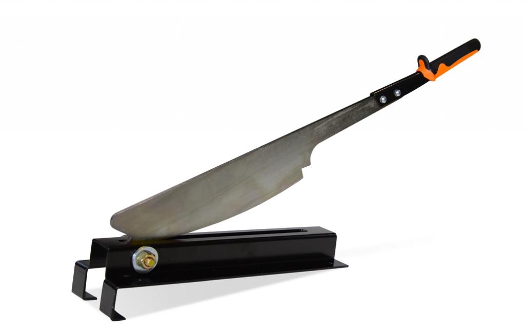 Outil de charpentier\couvreur : Guillotine ardoise