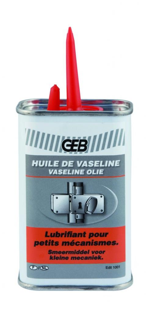 Produits de maintenance : Huile de vaseline
