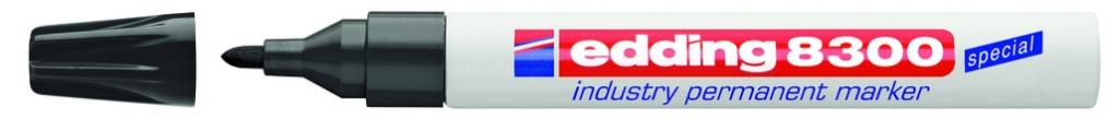 Marqueurs spéciaux industriels : Marqueur E-8300 permanent
