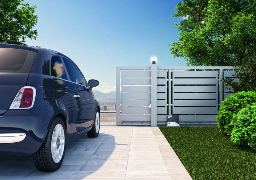 Motorisation de porte et portail : Robuskit 600
