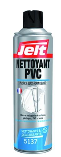 Produits de maintenance : Nettoyant PVC - plastique et verre