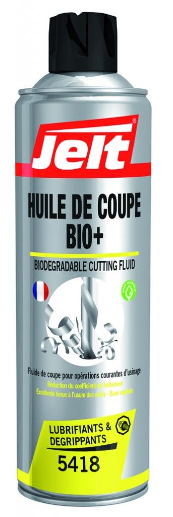 Produits de maintenance : Huile de coupe Bio+