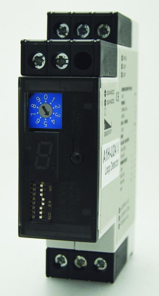 Appareillage de sécurité : Détecteur de boucle magnétique