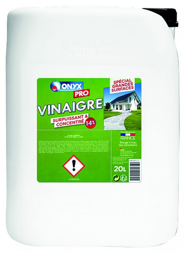 VINAIGRE MENAGER 14° LIQUIDE 20L