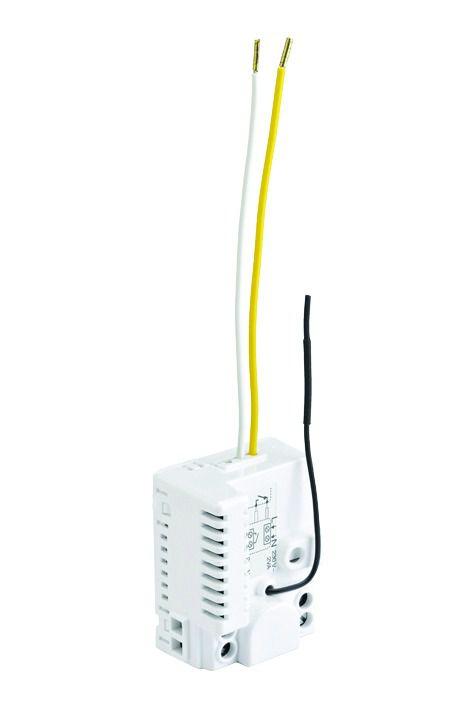 Solution domotique : Récepteur radio contact sec TYXIA 4600