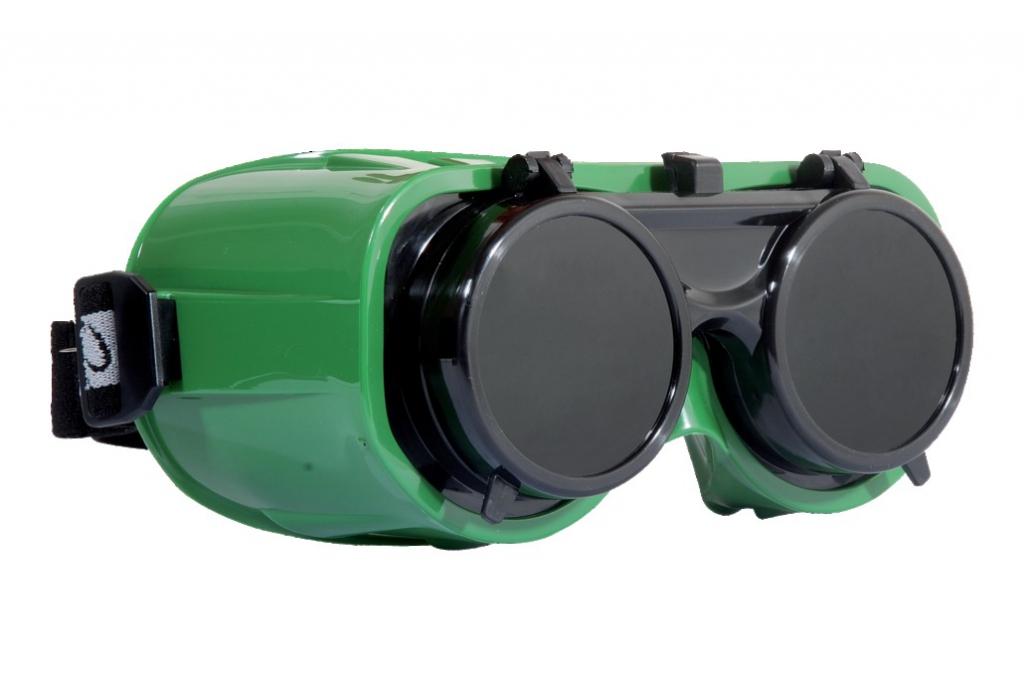 Protection soudeur : Lunettes Revlux - face relevable