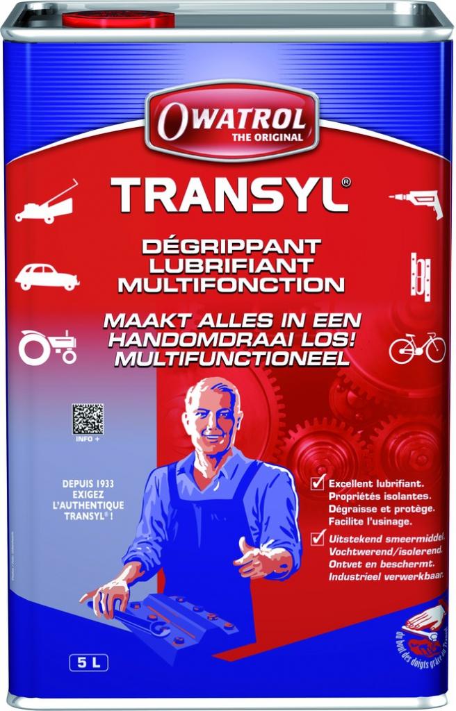 TRANSYL DEGRIPPANT 5 L.