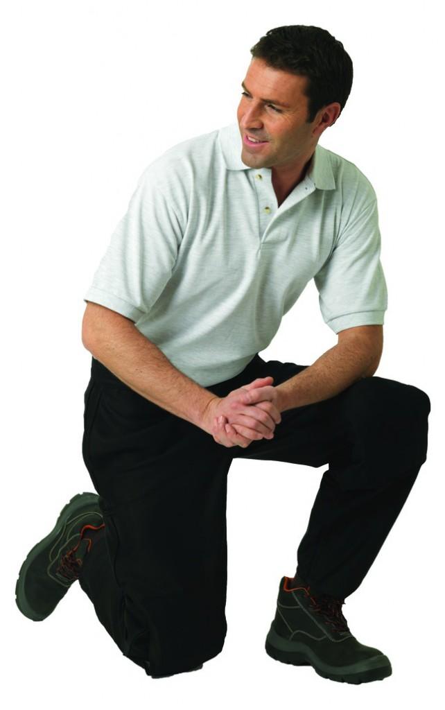Vêtement de travail : Pantalon de charpentier moleskine