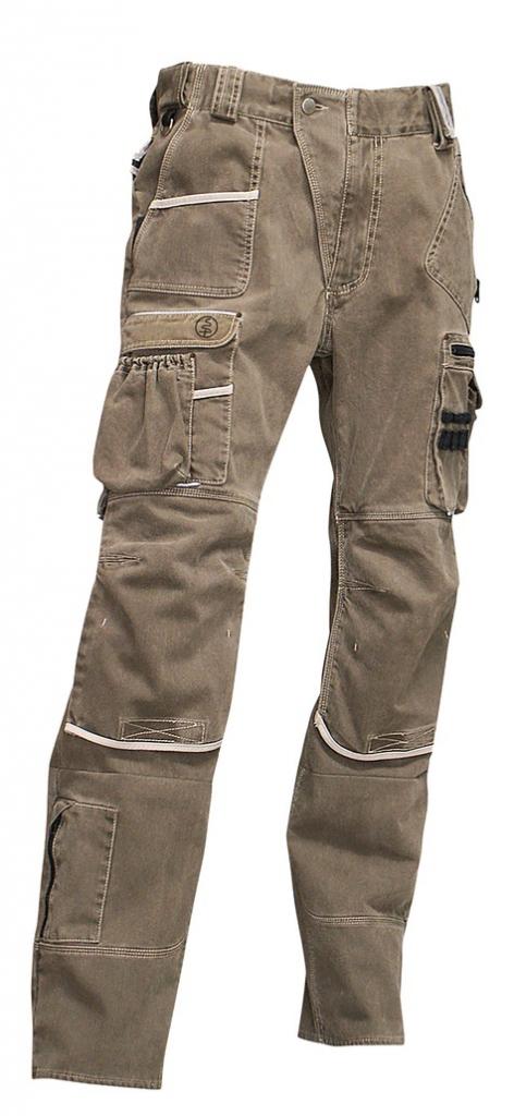Vêtement de travail : Pantalon ardoise